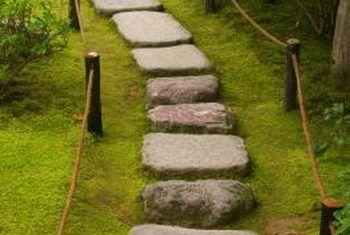 Idees vir die gebruik van rotse in jou tuinontwerpplanne