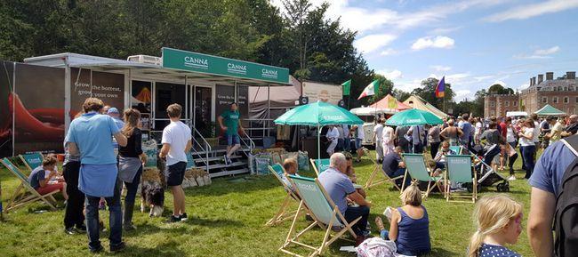 Groot Dorset Chilli Festival 2016