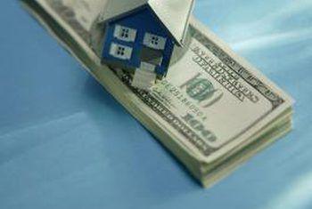 Hoe kan ek `n eienaar-gefinansierde huis koop met geld af?