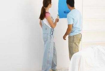 Hoe om te versier met turkooise mure