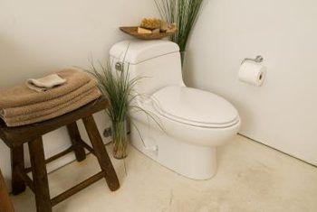 Hoe om `n bestaande toilet te vervang