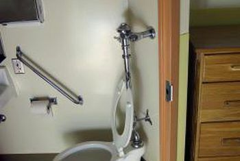 Hoe om `n toiletflens te draai