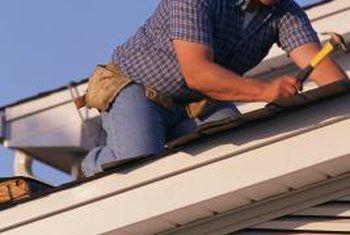 Hoe om te weet wanneer jy `n nuwe dak nodig het