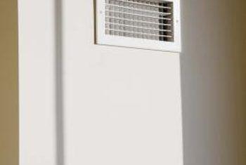 Hoe om sentrale lug met termometers te kontroleer