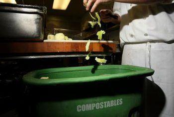 Stappe vir die gebruik van komposdrogers